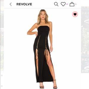 2a6ac2196 NEW W TAGS🖤 Chrissy Teigen -XREVOLVE Phoebe Dress Boutique